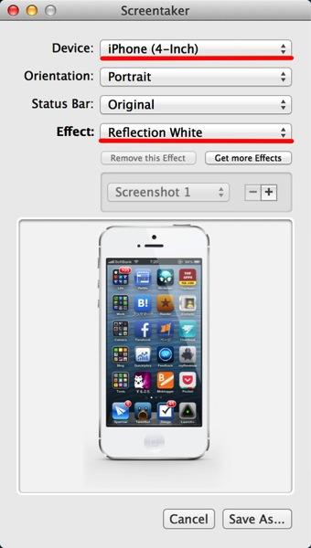 2mac app developertools screentaker