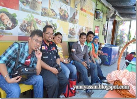 Restoran Brisik043Buffet Ramadhan Murah