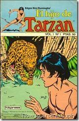P00001 - El hijo de Tarzan  por Ro