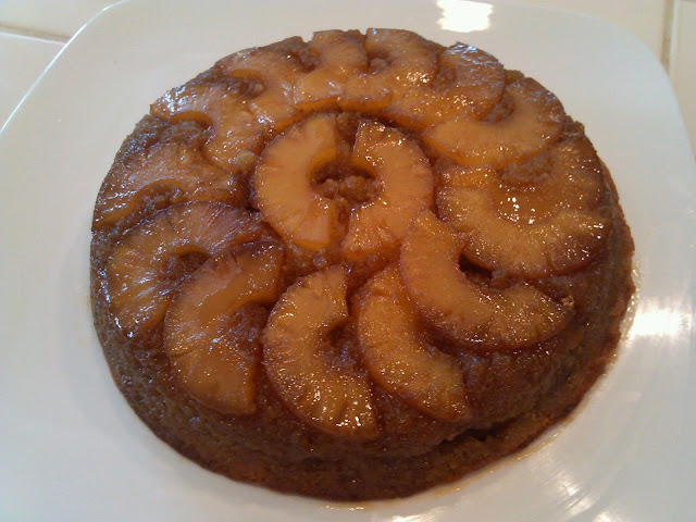 Pineapple Upside-Down Cake – Revisited