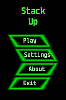 Screenshot of Stack Up