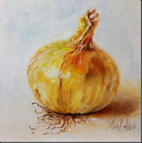 Fresh Onion 6x6
