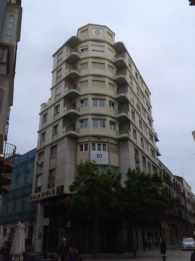 Arquitectura racionalista espa ola m laga for Arquitectura racionalista