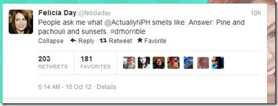 20 nph smell