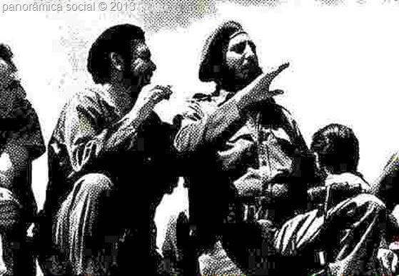 Guevara e Fidel