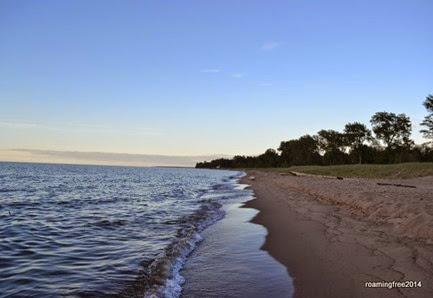 A really nice beach