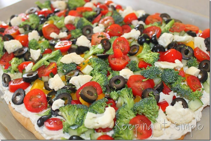 #shop Amazing-veggie-pizza #SpreadTheFlavor (6)
