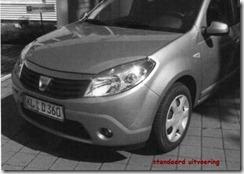 Dacia Sandero Tuning 07