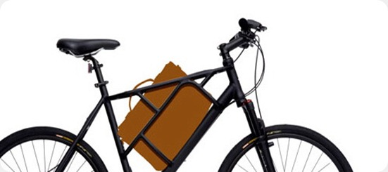 Central storage system for bicycles