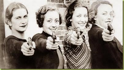 ladies with guns