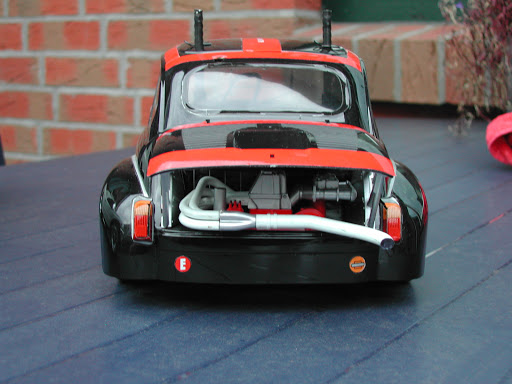 58158 Fiat Abarth 1000 TCR