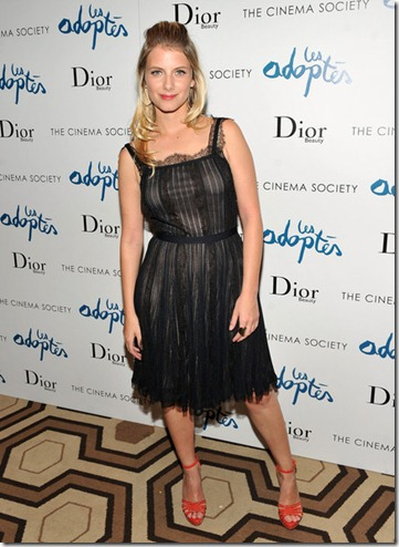 Melanie Laurent Cinema Society Dior Beauty 27hBCD8Hm4fl