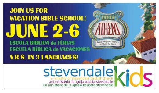 A Three-Language VBS