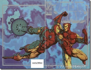 P00168 - El Invencible Iron Man #325
