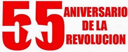 día revolución cuba 55