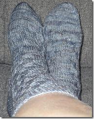 Nanaimo Socks Complete