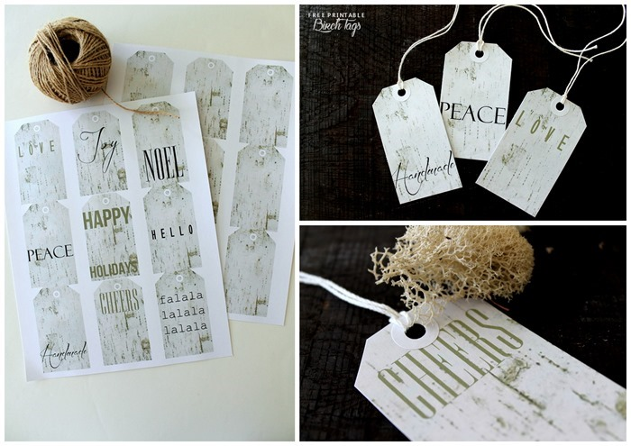 Free Printable Birch Tags via homework - carolynshomework.com