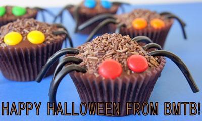 Spider Cupcakes 2