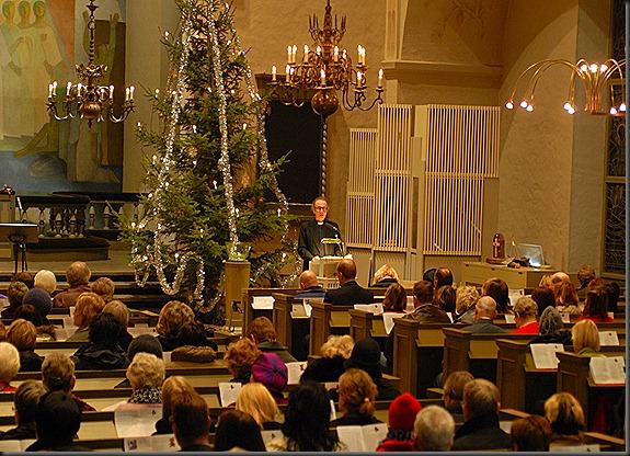 kauneimmat joululaulut  Noormarkun kirkko 087