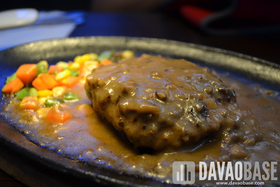 Salisbury Steak at Primo Cafe and Grille