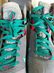 nike lebron 9 ps elite grey candy pink 5 07 LeBron 9 P.S. Elite Miami Vice Official Images & Release Date