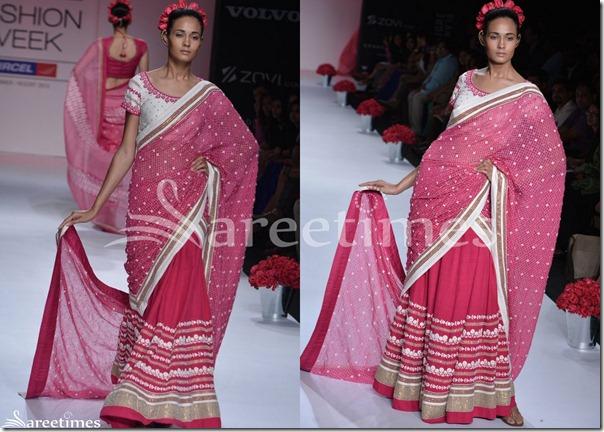 Soumitra_Mandal_Pink_Sari