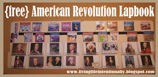 Famous People of the Revolutionary War for Kids