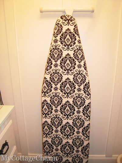 damask ironing board cover