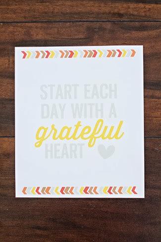 thanksgiving printable