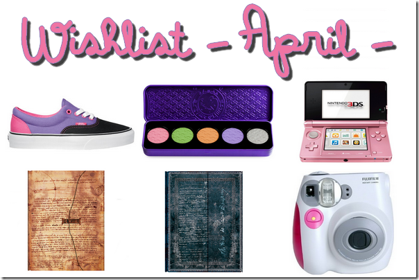 wishlistapril