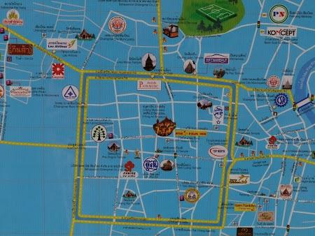Harta Chiang Mai