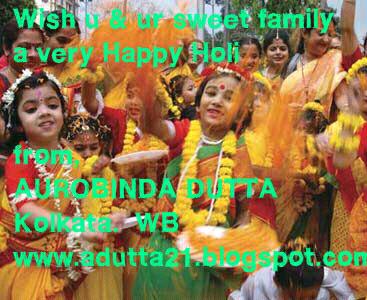 Happy holi 2013