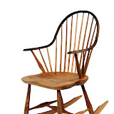 rustic rocker