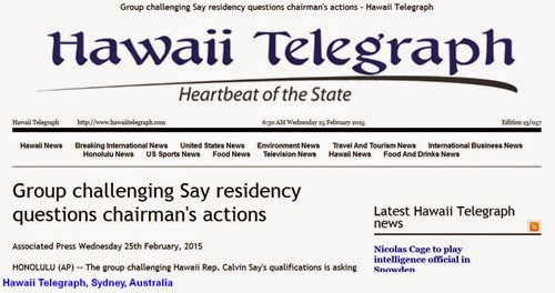 Hawaii Telegraph