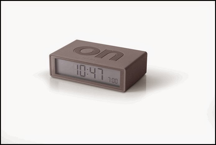 Gifts flip alarm clock