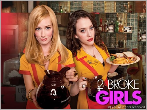 Food poisoning, CBS style. CLICK to visit 2 BROKE GIRLS online.