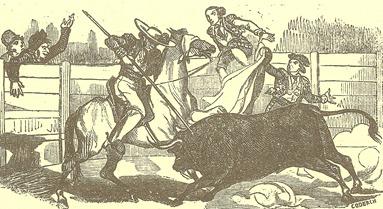 Historia del toreo Bedoya Contraportada