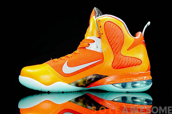 Check out LeBron James8217 Glowinthedark AllStar shoes8230 Again