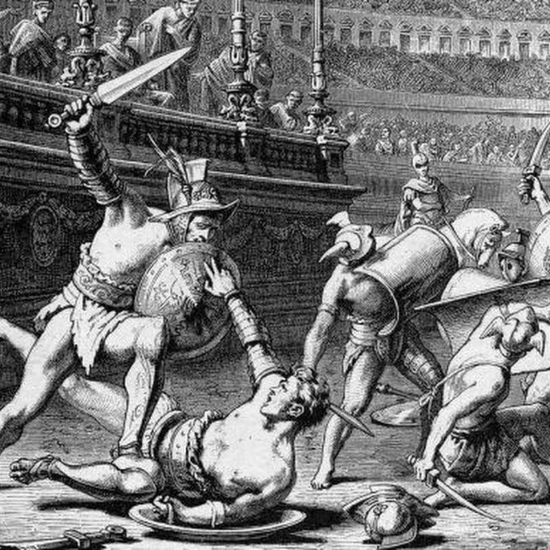 5 fatos curiosos sobre os gladiadores romanos