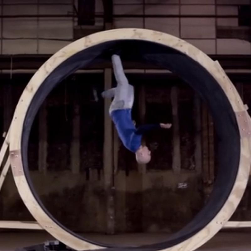 """El """"Human Loop"""" de Pepsi Max"""