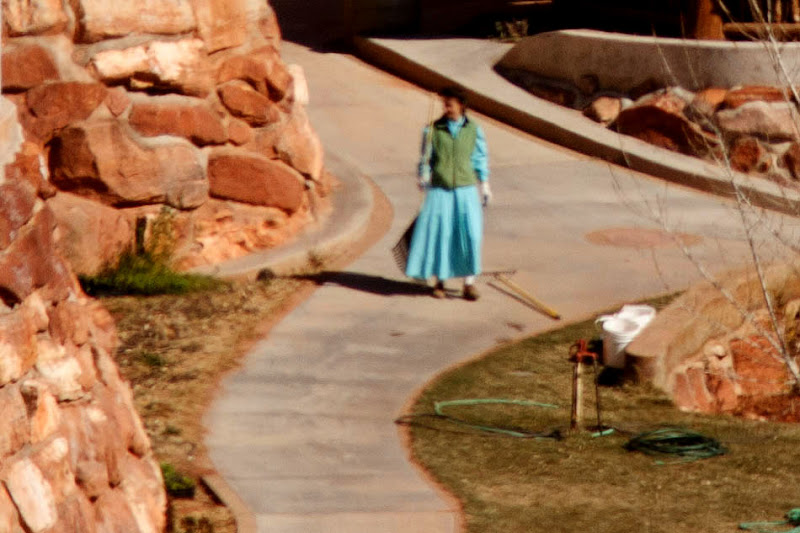 FLDS woman