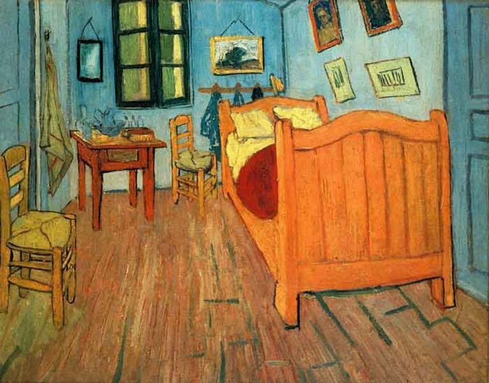 quarto em Arles Van Gogh