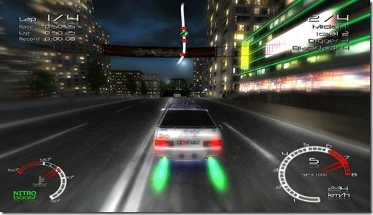 Street Challenge Racer vs Police free full game (2)