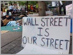 Waal Street Ocuped
