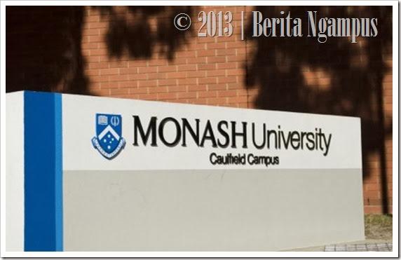 Beasiswa Australia Monash University
