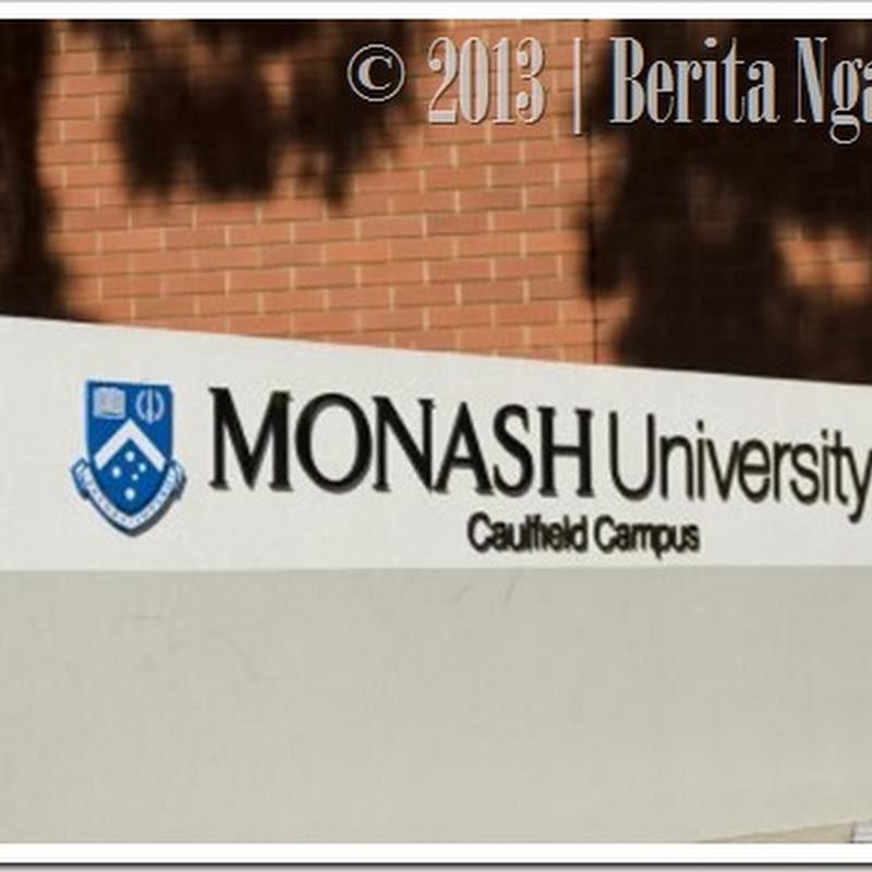 Beasiswa S3 Luar Negeri di Monash University 2014