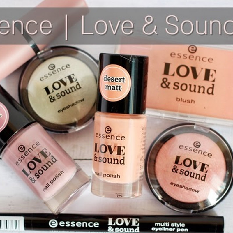 Essence | Love & Sound LE (swatches + Tragebilder)