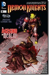 P00010 - Demon Knights #9 - The Ci