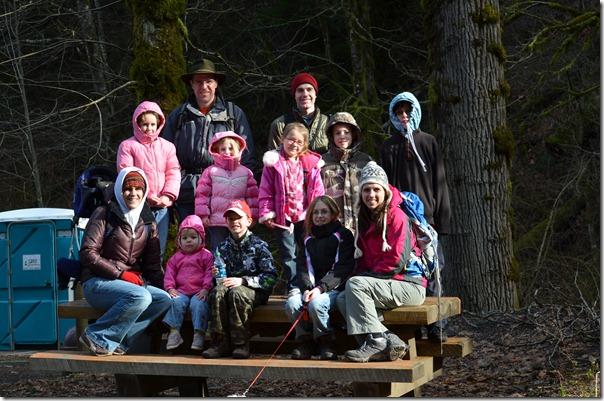 Wahclella Falls Hike 114