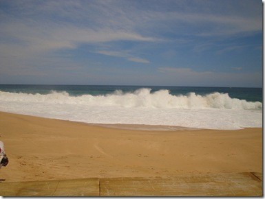 2.  Cabo waves